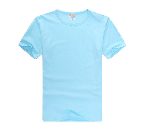 纯色T恤衫