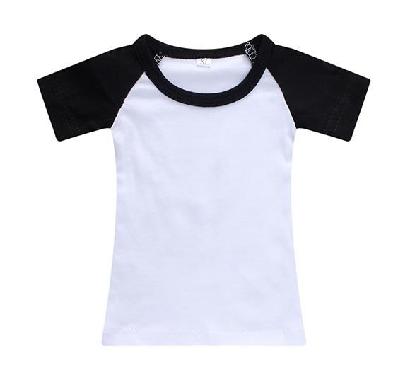 短袖亲子装t恤
