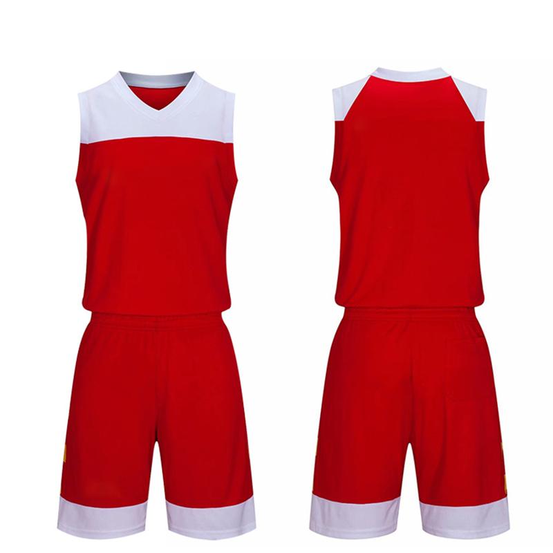 男篮世界杯中国队球衣篮球服套装定制训练服