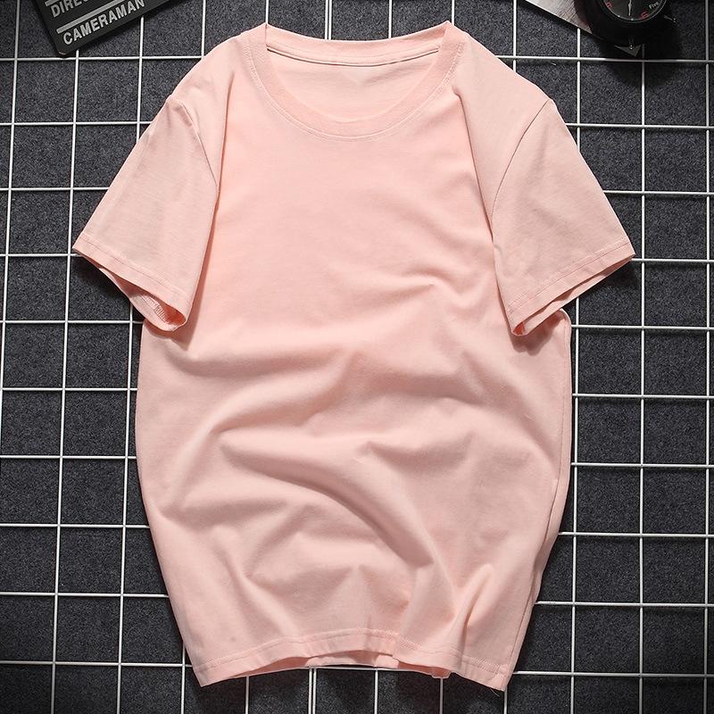 纯棉T恤定制