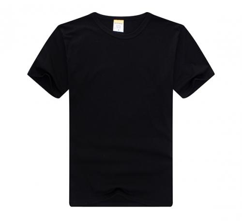 深圳纯色T恤衫定制