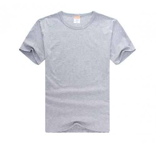 纯色T恤定做厂家