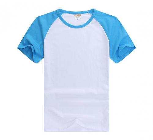 高级短袖亲子装t恤