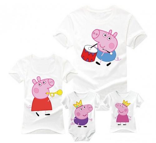 品牌时尚短袖T恤定制