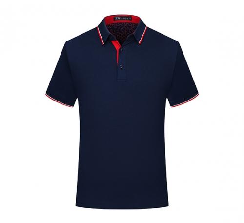 短袖高尔夫polo衫