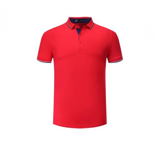 天津高尔夫polo衫品牌定做