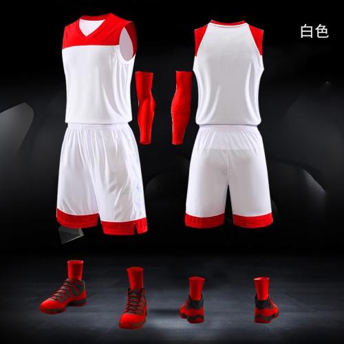 男篮球衣篮球服套装