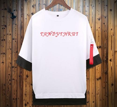 短袖精棉T恤